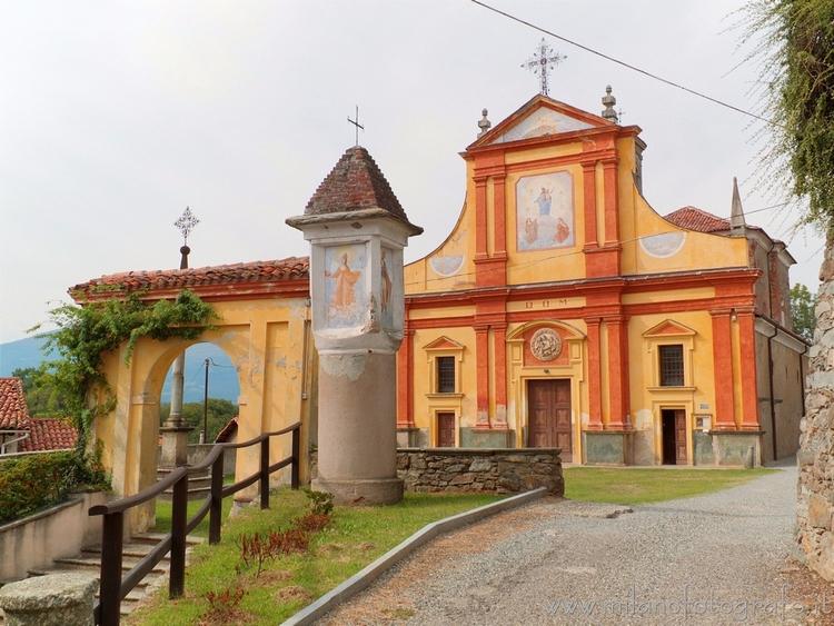 Magnano (Biella, Italy): Parish - milanofotografo | ello