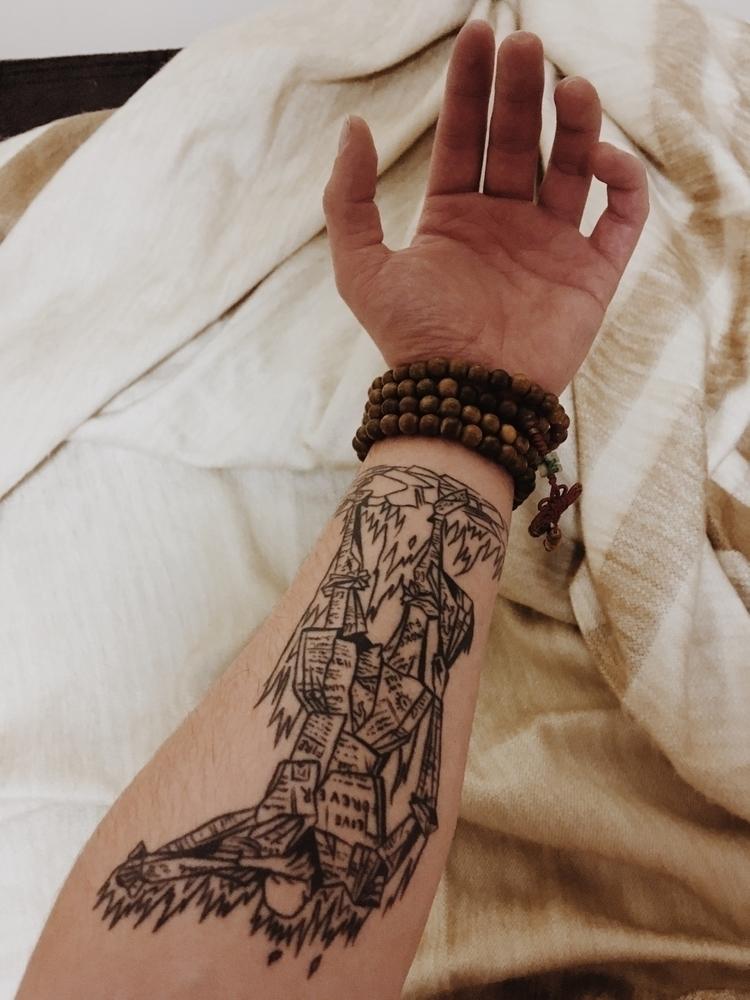 Prayer beads - tattoo, tattoos, art - maxrockatanksy | ello
