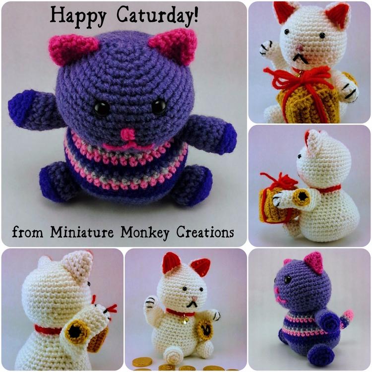 Happy Enjoy cuddly day week fri - miniaturemonkeycreations | ello