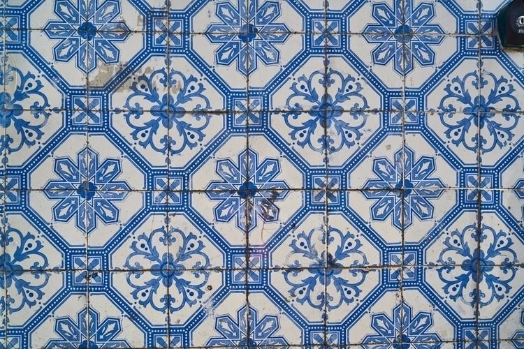 Lisbon Tiles <3 - lisbon, tiles - urbansquid | ello