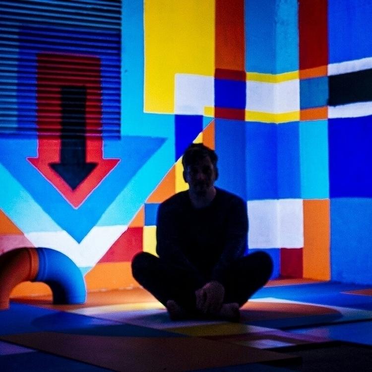 Excited share piece days - art, abstractart - shaneomalleyart | ello
