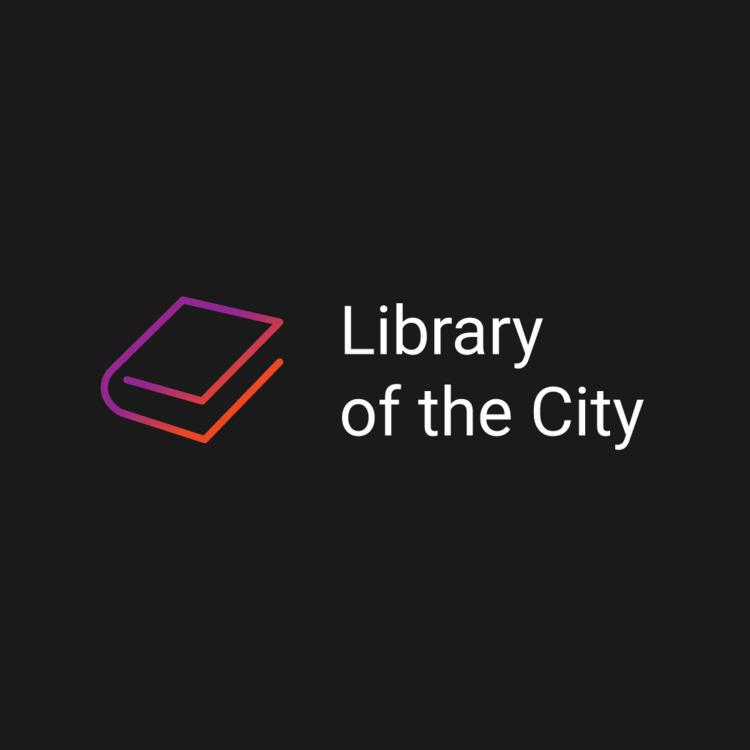 Logo Concept, Library - 2, Purple - wvw001 | ello