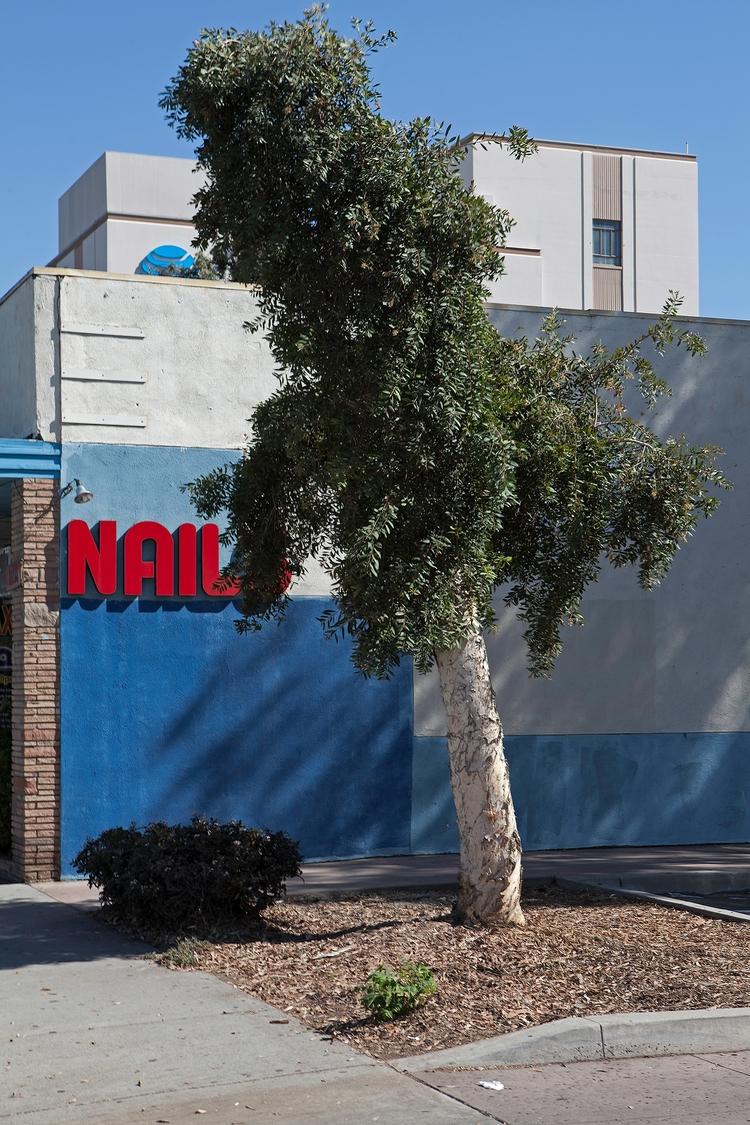 Tree, Nail Salon, El Monte Doug - odouglas | ello