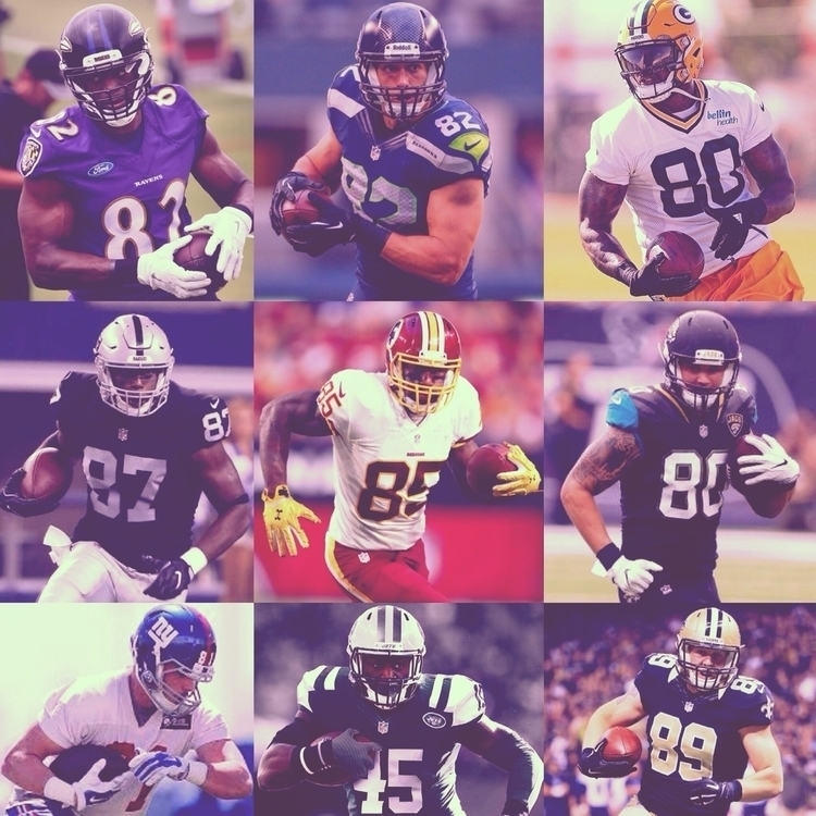 Tight Ends NFL talents sport gr - coolfreedude | ello