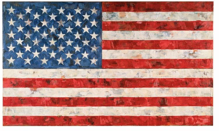 Jasper masterpiece, Flag (1967 - valosalo | ello
