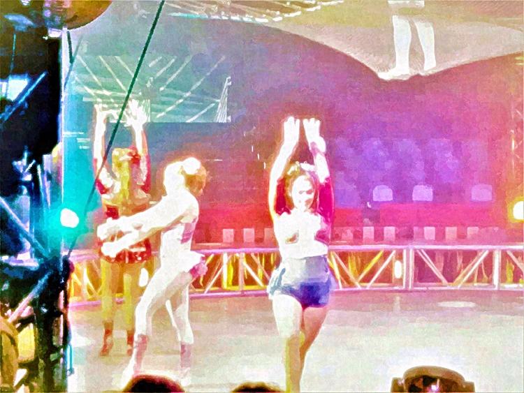 Circus Nostalgia - circus, performers - sirhowardlee | ello