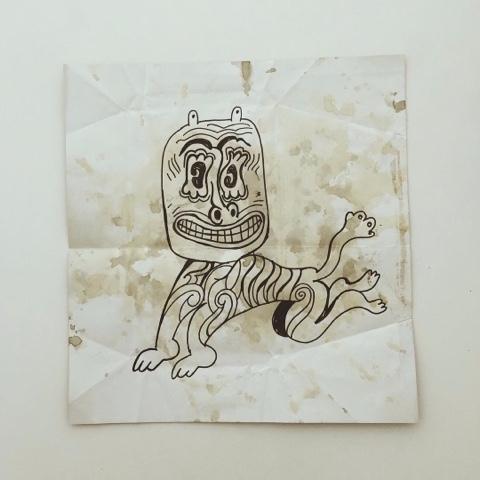 works ! Blog / Shop Instagram - sketchbook - babakesmaeli | ello