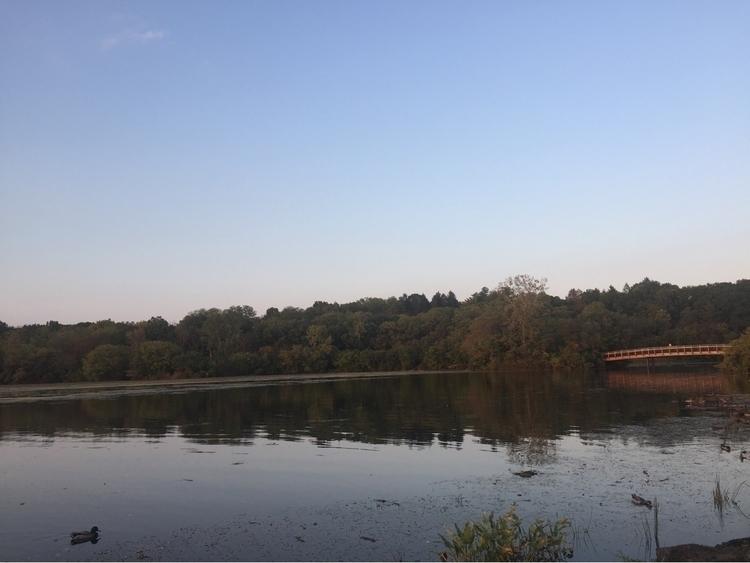 lakeside view ^.^ - coolphotochic182   ello