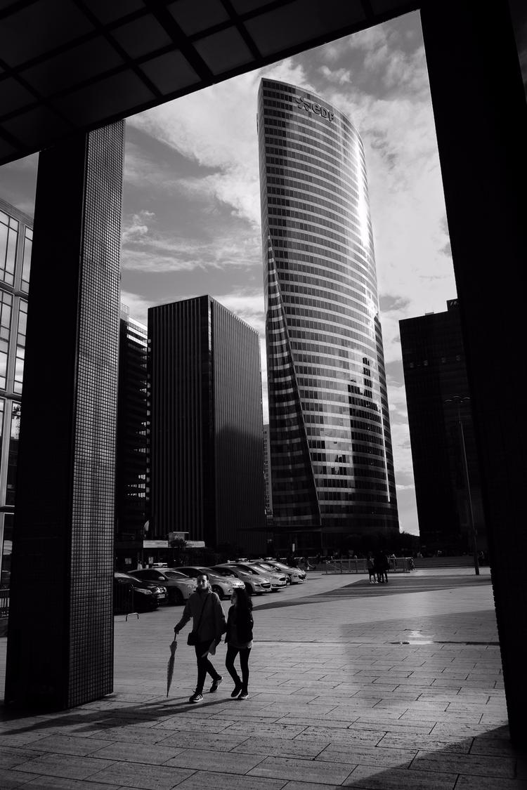 La Defense - photography, streetphotography - hpchavaz | ello