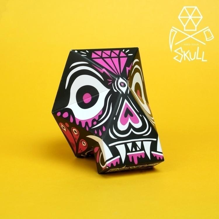 beautiful paper toys masks worl - proyectoensamble | ello