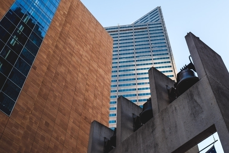 Bells City Buildings rise bell  - mattgharvey | ello