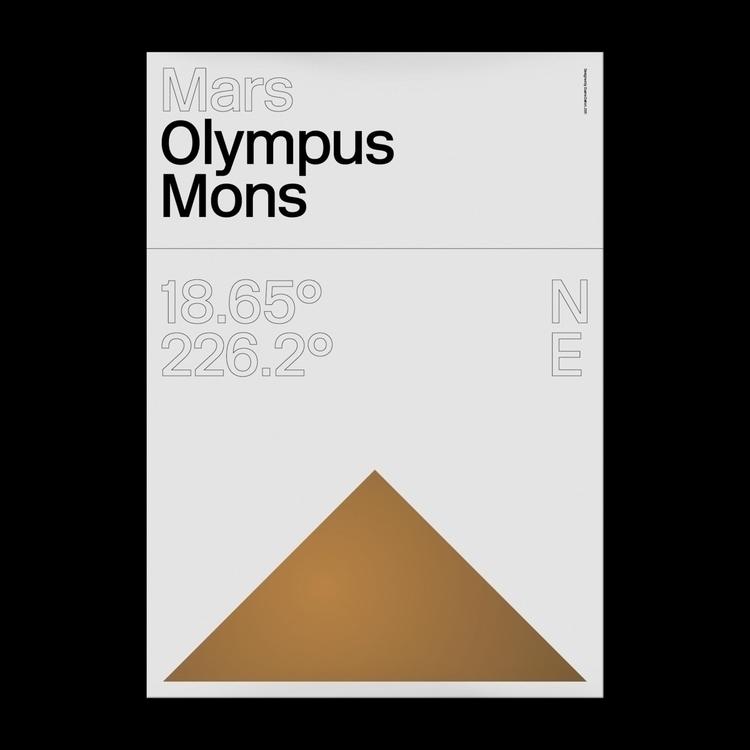 Located Mars :red_circle:, Olym - duanedalton | ello