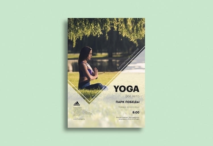Yoga / Student Project Photo: a - fxsd | ello