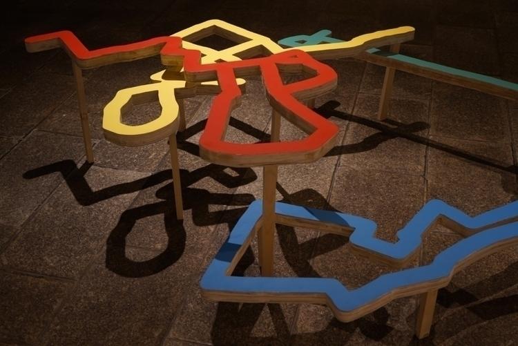 Détours, sculpture based random - eltono | ello