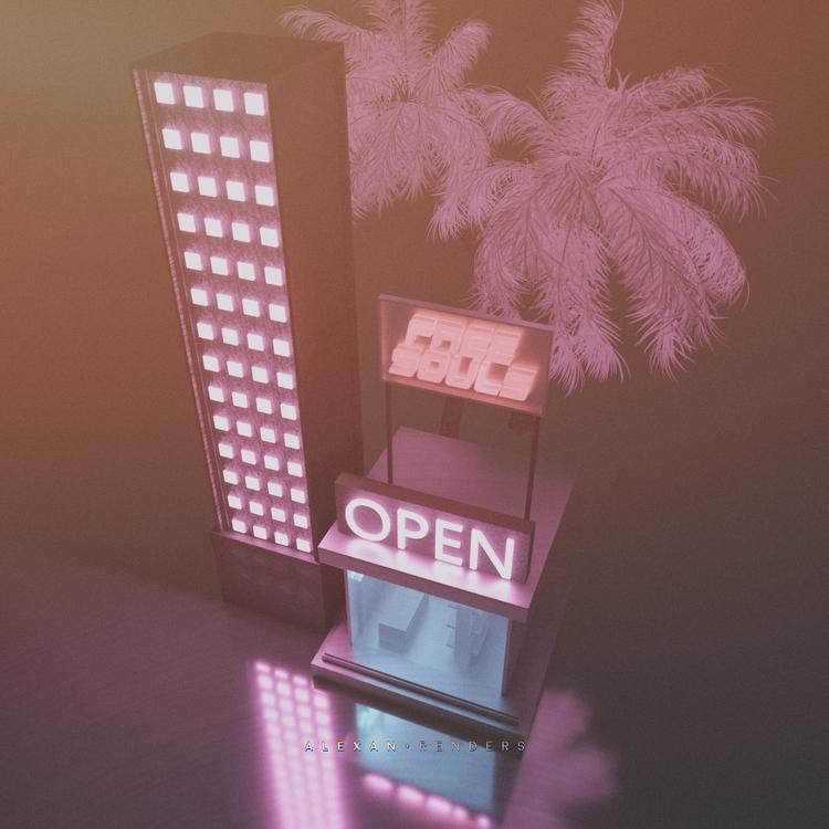 02_10_17 - dailyrender, render, cinema4d - alexanpimenov | ello