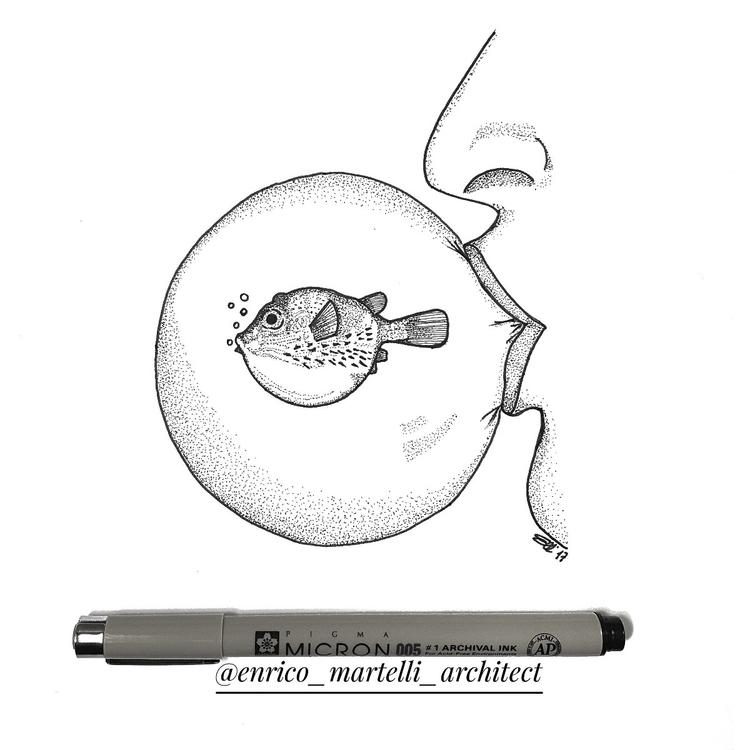 STRANGE BUBBLE - enrico_martelli_architect   ello