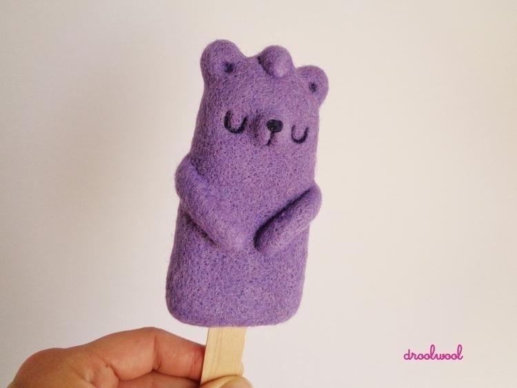 Popsicle Bear - Wild Berries. d - droolwool | ello