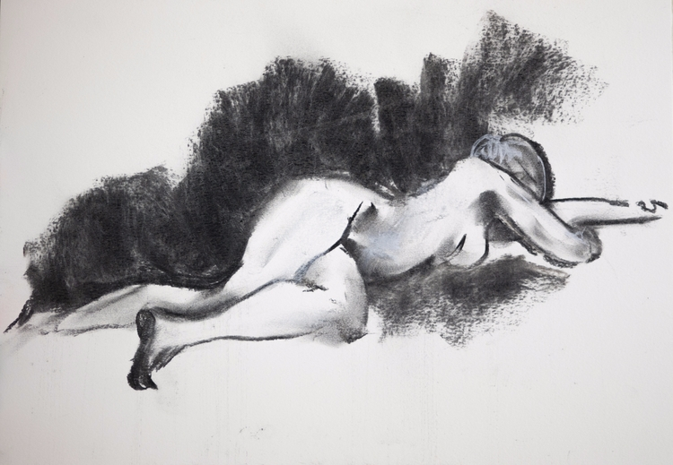 2nd October charcoal 3-6 minute - mickepe | ello