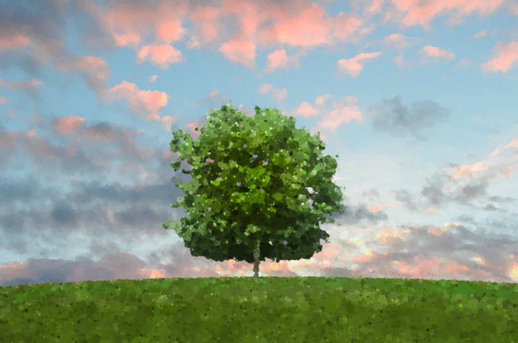 Lone Tree - bitt3r0blivion | ello