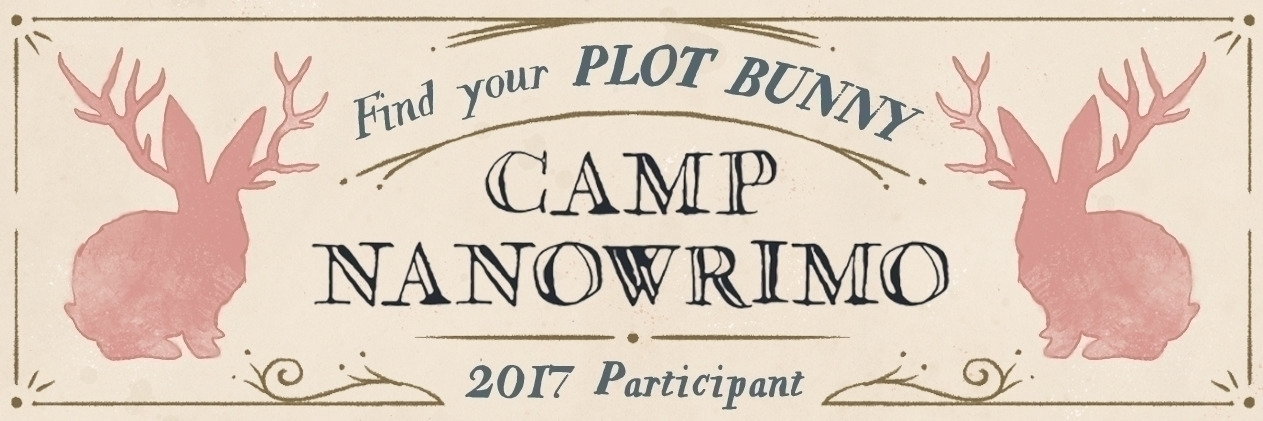**CAMP NANOWRIMO COMING APRIL - tvansantana   ello