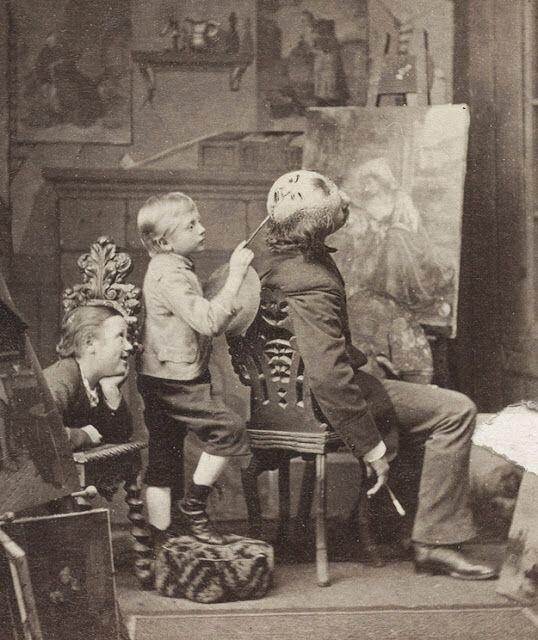 bizarre, vintage, Victorian - victorianchap | ello