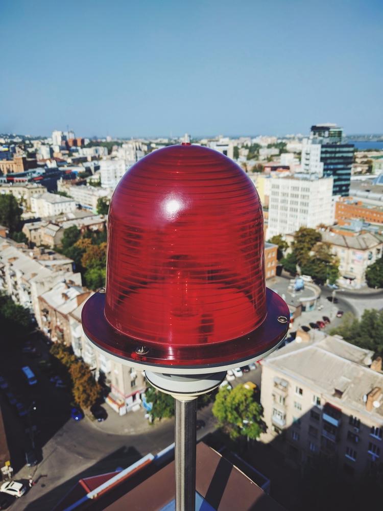 lamp, roof, city - oblepiha | ello