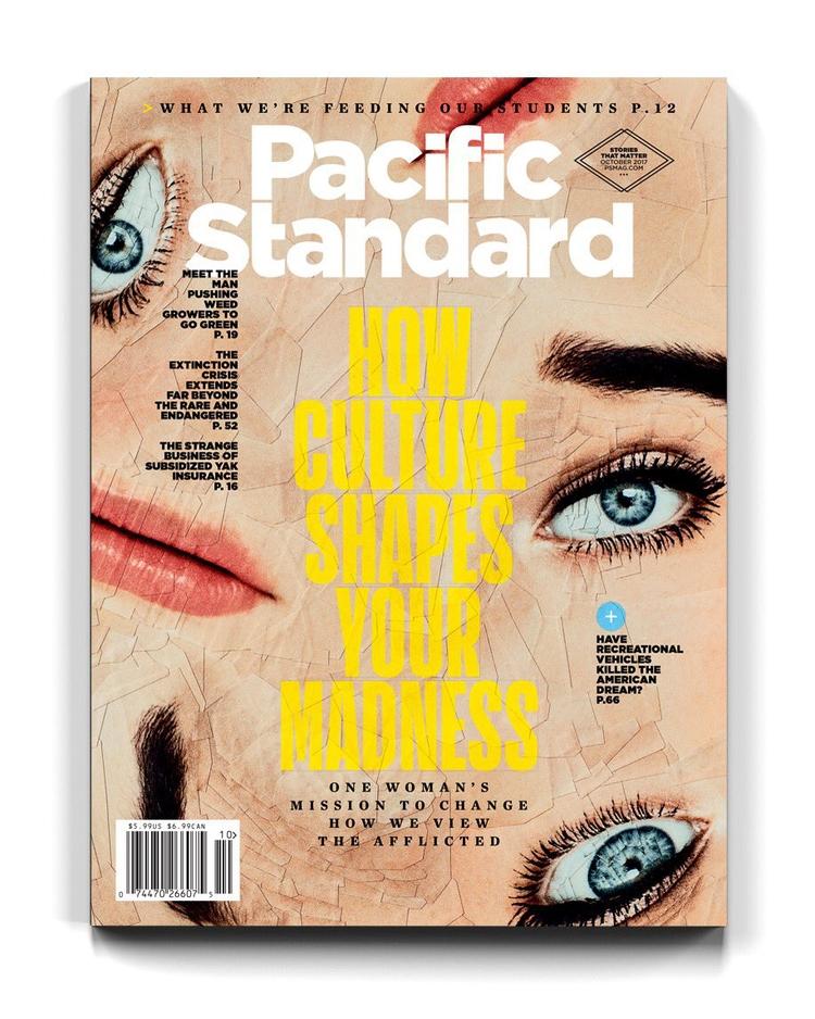 Pacific Standard Magazine / Oct - loladupre | ello