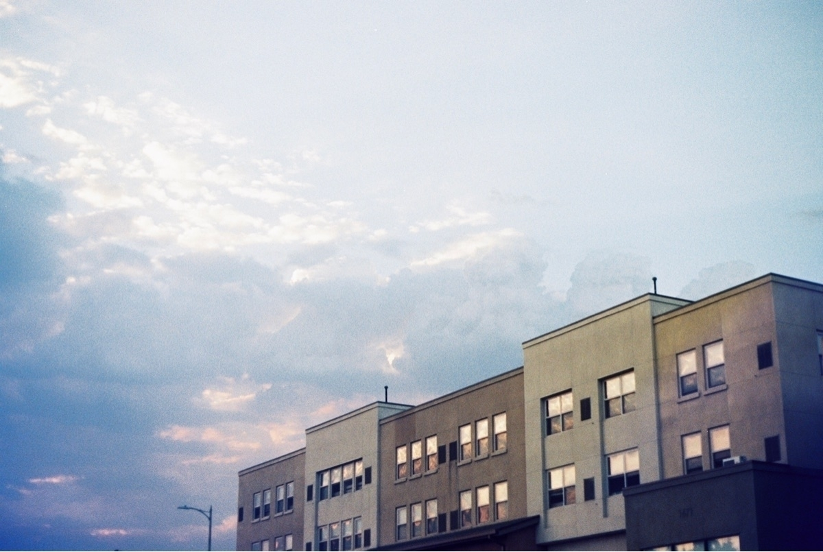 Smoke sunsets - shootfilm, film - brianne-siegel | ello