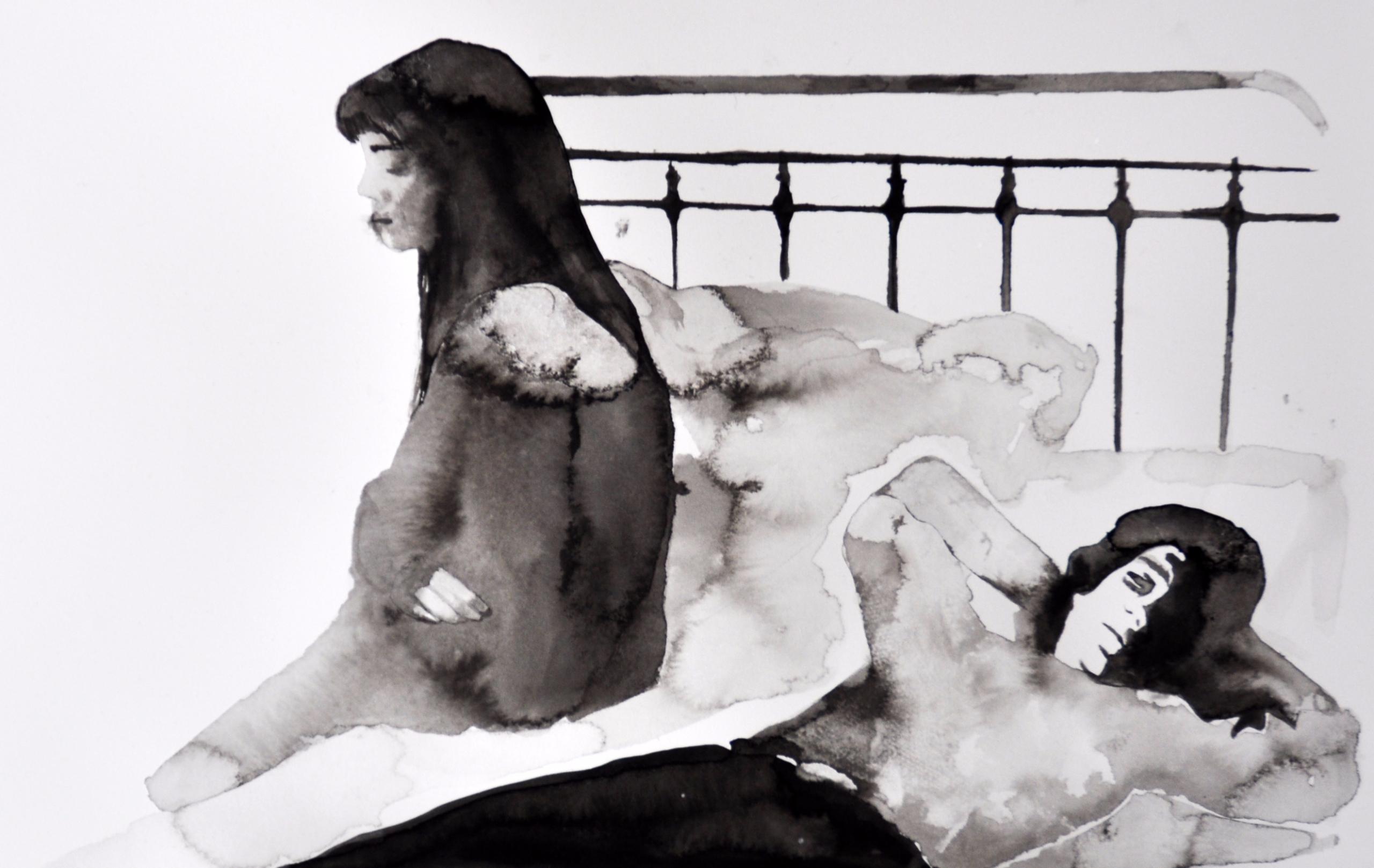 'Serie watercolours'- Submissio - degann | ello