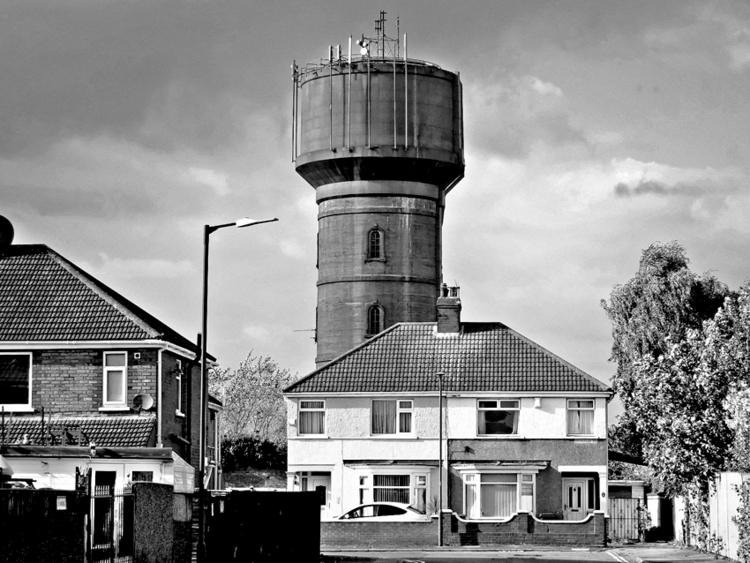 Water tower, Cleethorpes (2 Oct - greyfrequency | ello
