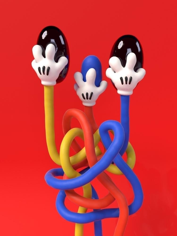 :hand:️:eye::loop::large_blue_c - joy | ello
