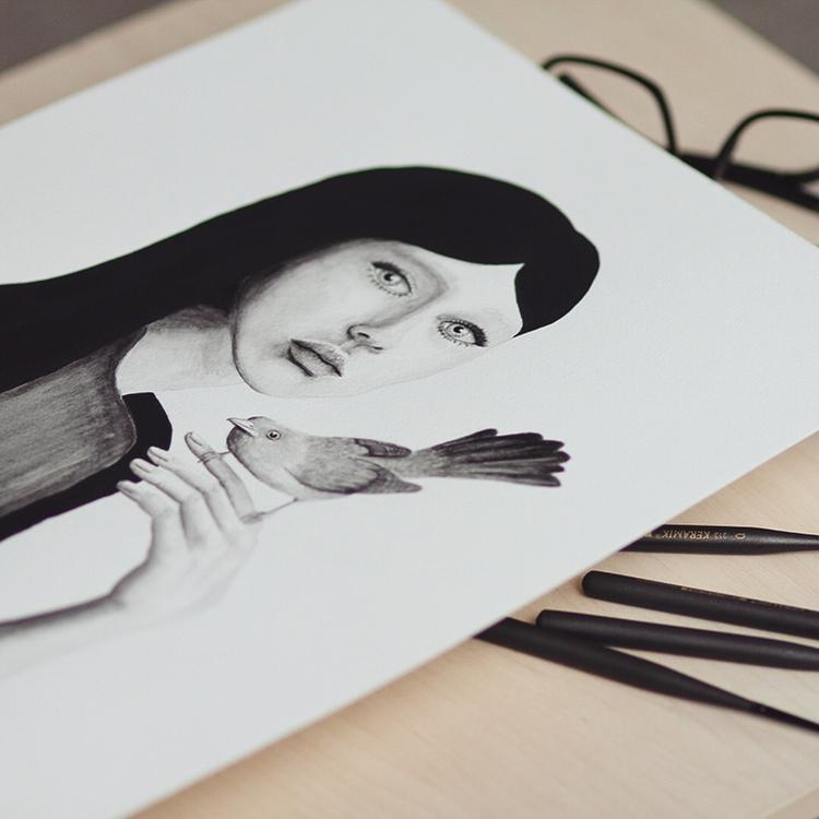 watercolour acrylic paper // dr - zans | ello