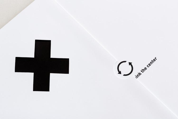 Design: Maeutica Branding Agenc - minimalist | ello