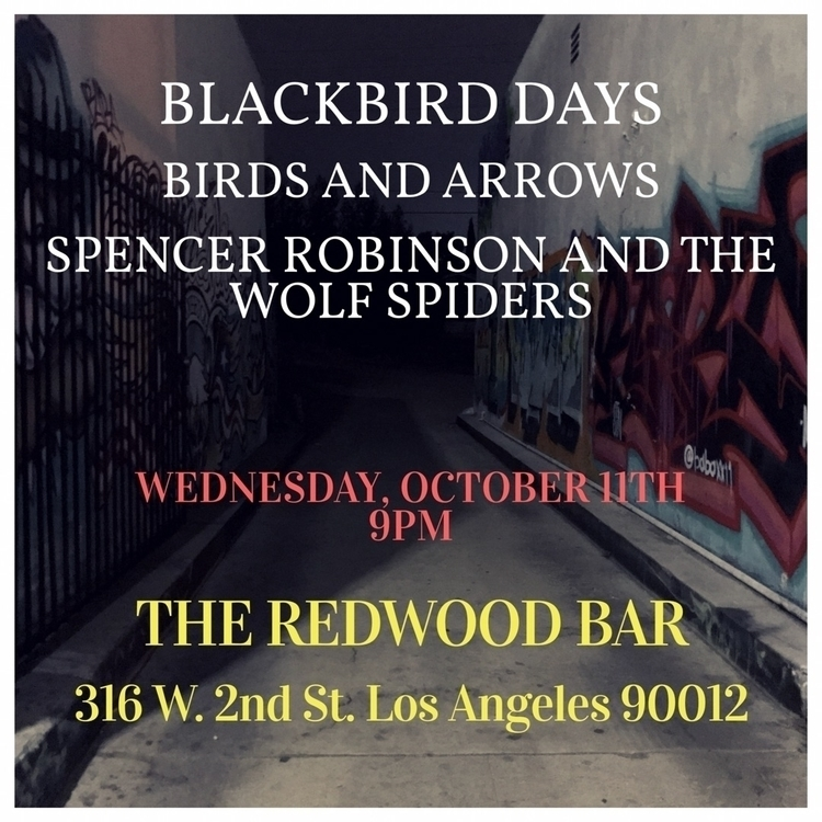 Los Angeles: band playing Redwo - 13spencer | ello