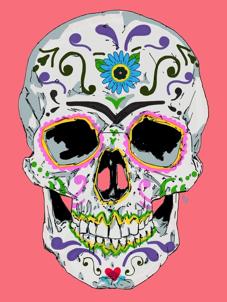 dead Mexico - nateroba | ello