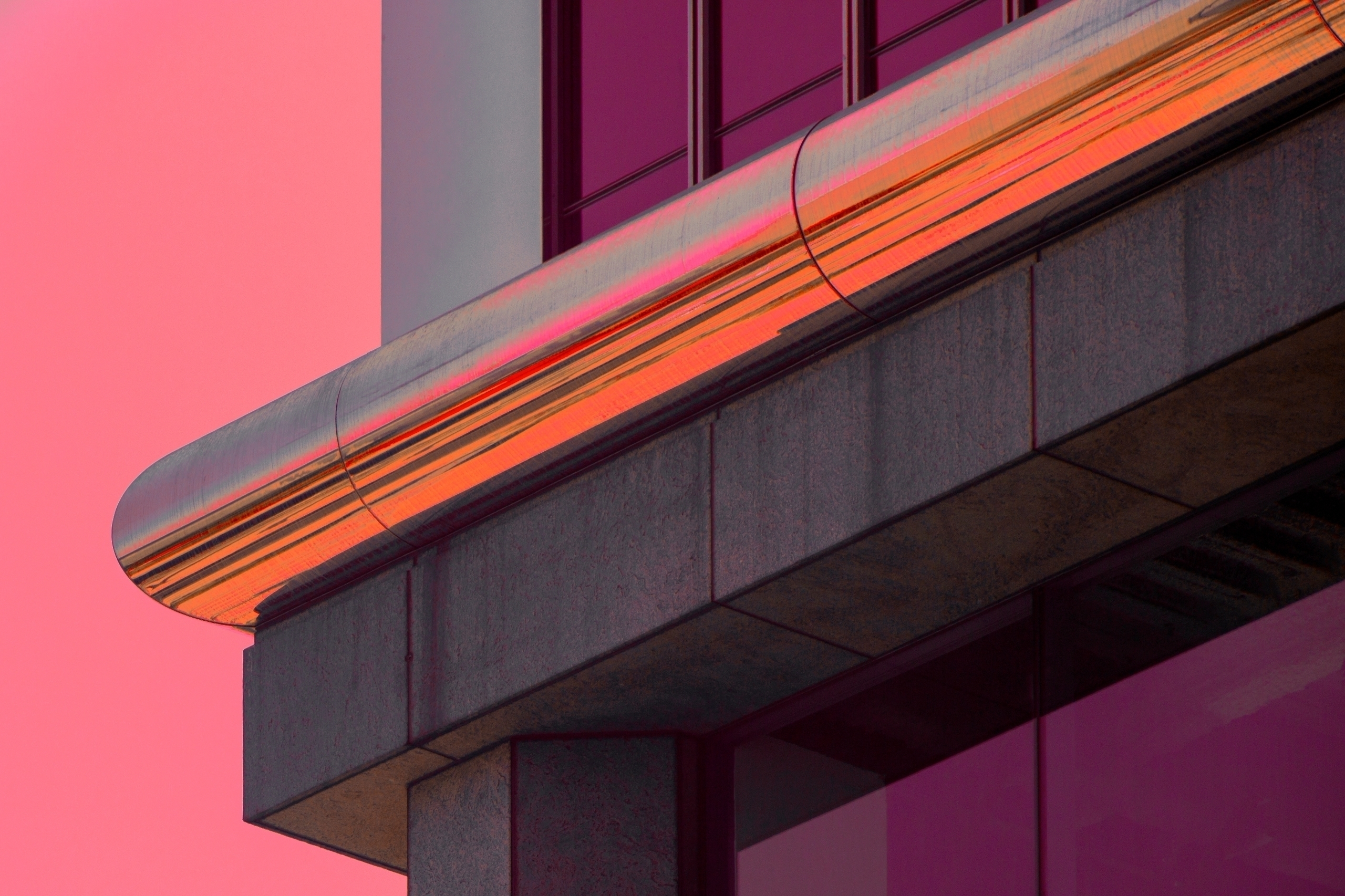 charged - architecture, vibrant - kylie_hazzard_visuals | ello