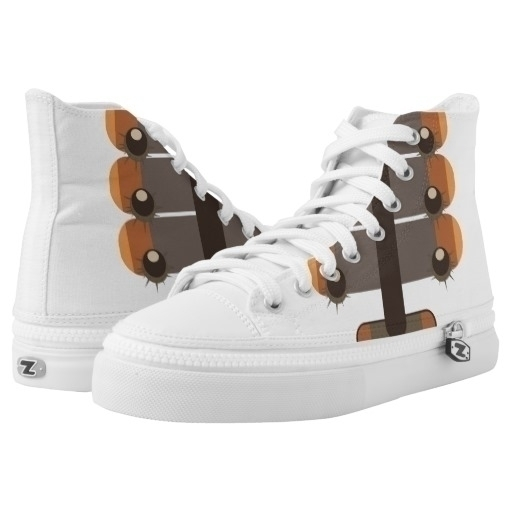 box pair personalised High Top  - grabatdot | ello