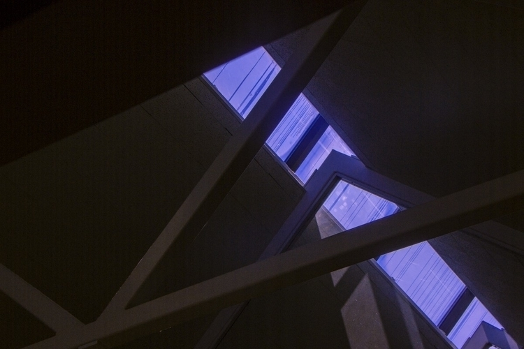 angular - architecture, vibrant - kylie_hazzard_visuals   ello