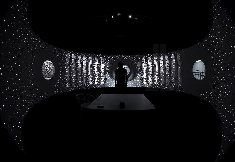 - video installation jump - bluevertical | ello