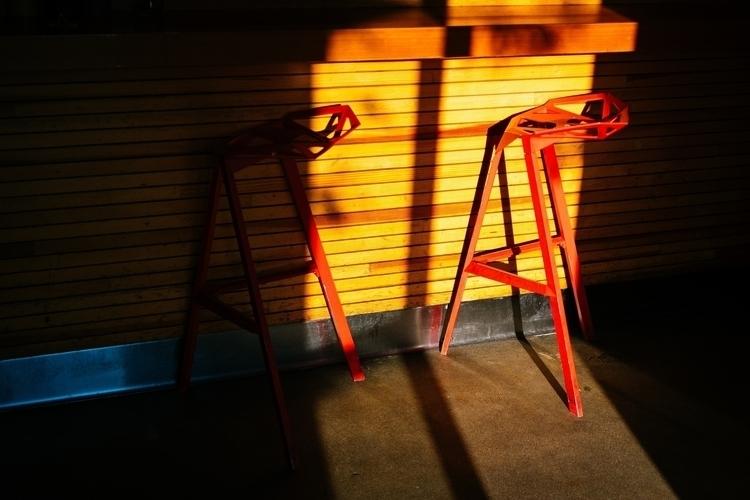 Sombras Calientes - shadows, colors - salvadorbfm | ello