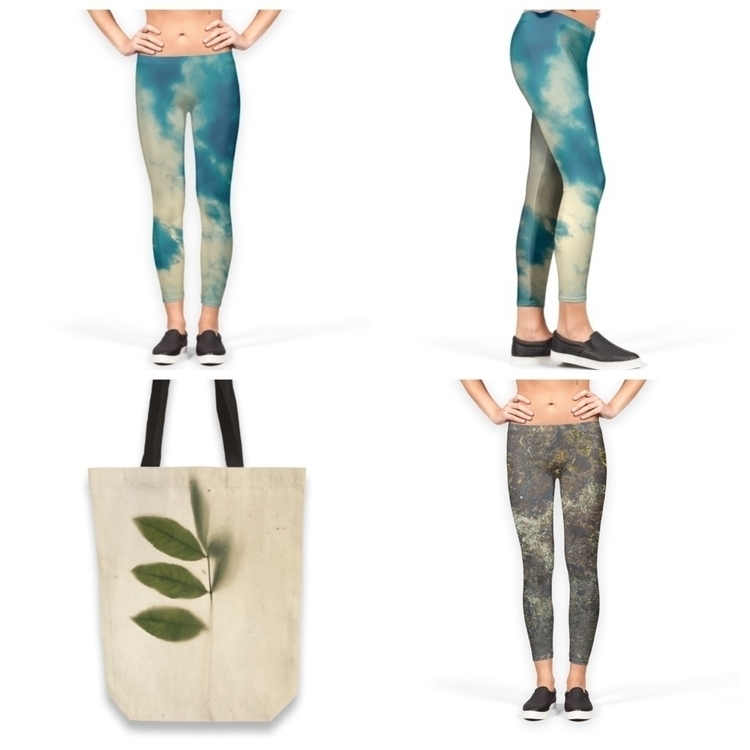 stylish leggings Tote bags - yoga - trinkl | ello