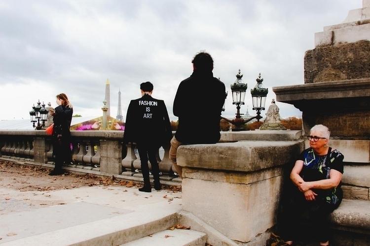Place de la Concorde  - photooftheday - fashionsnap | ello