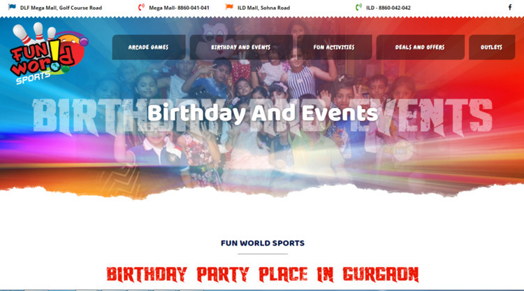 Party Place Gurgaon, Delhi NCR  - aneetakumari | ello