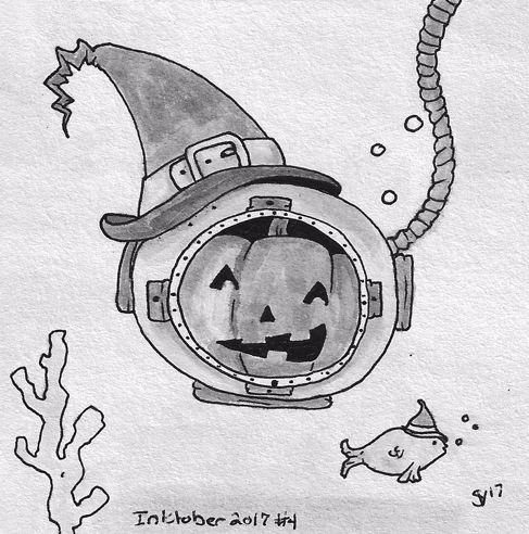 Sketch Daily: Inktober 2017 - U - svaeth | ello