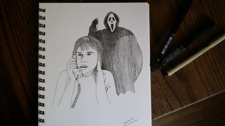 Custom Day 3: #illustration - lewisduo - jeremiahlewis | ello