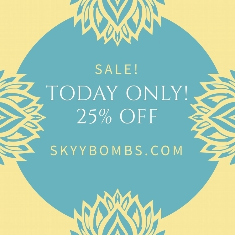 Today sale - todayonlysale, bathbombs - skyybombs | ello