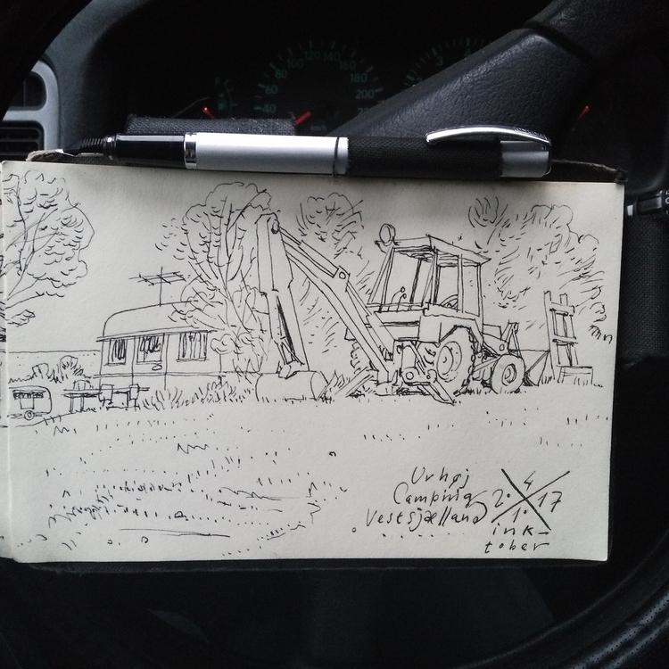 Urhøj Camping, Vest Zealand, DK - mentalhygiejne | ello