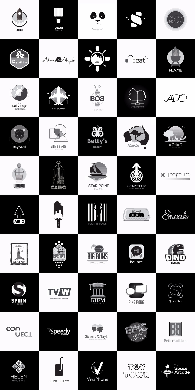 Daily Logo Challenge 50 Logos D - moabdelhadi | ello