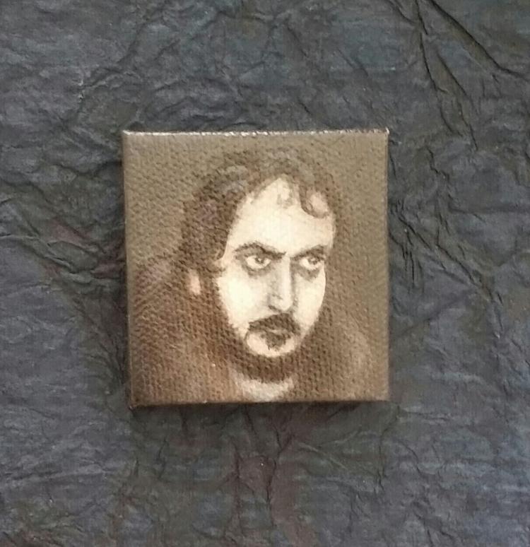 Mini portrait Stanley Kubrick B - nora_ | ello