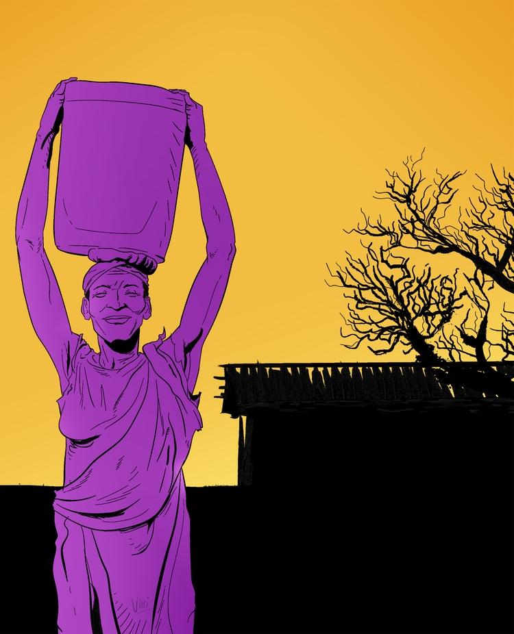 Felipe Vitti, Illustrator, base - vitti | ello